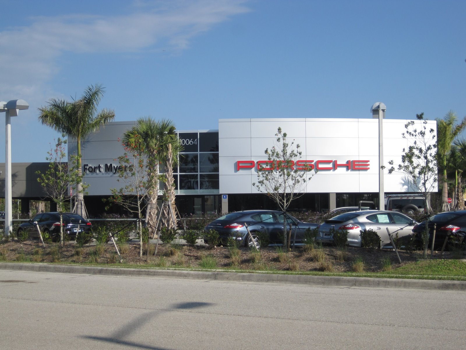 Porsche Fort Myers >> Metron Surveying Mapping Llc Project Galary